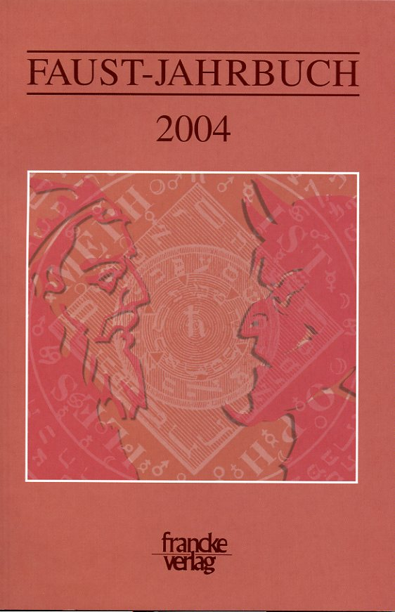 Cover Jahrbuch 2004